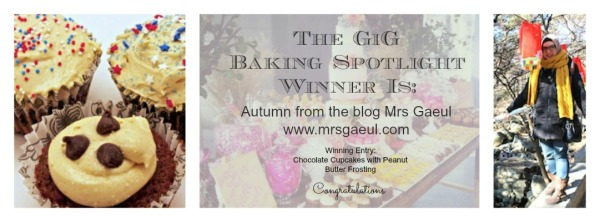 GIG Baking Spotlight Winner